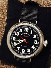 Vintage West End Co Secundry Hand-winding Chronograph Swiss Made Watch