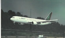 Eva Air  Boeing B-767-35E  (ER)     Unused Chrome  PC 984 Plane