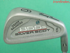 NEW LADIES Tommy Armour 855s Silver Scot 6-iron Steel Women Right Handed