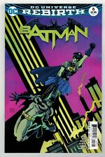 BATMAN #6 - TIM SALE REBIRTH VARIANT COVER - DC COMICS - 2016