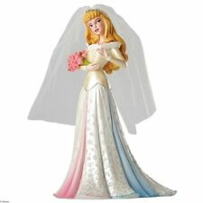 "Disney Showcase Aurora Wedding Figurine ""Haute Couture"" Bridal Collection"