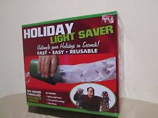 (NEW) Holiday Light Saver Xmas Lights Storage Container (As Seen On TV )