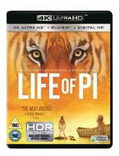 LIFE OF PI-FILM 4K ULTRA HD BLU-RAY + DIGITAL