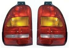 95 96 97 98 Ford Windstar Taillight Pair Set Both NEW Taillamp Left and Right