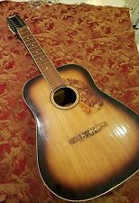 1960'S? HOFNER 12 Twelve string guitar LUTHIERS special