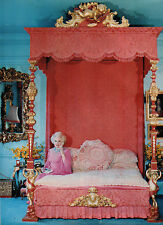 COUPURE de presse PHOTO CLIPPING  BARBARA CARTLAND