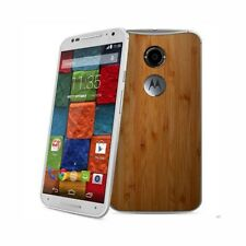 "NEW Motorola Moto X XT1097 16GB 5.2"" HD Display, White Bamboo, AT&T (2nd Gen)"