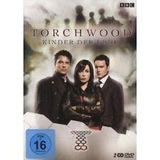 TORCHWOOD - KINDER DER ERDE 2 DVD MIT EVE MILES NEU