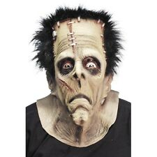 Unisex Scary Overhead Monster Mask Rubber Halloween Horror Accessory Fancy Dress