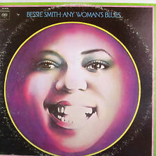 """LP 12"""" 30cms: Bessie Smith: any woman's blues, columbia B0"""