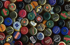 Framed Print - Real Ale Beer Bottle Tops (Picture Print CAMRA Drinking Pub Bar)
