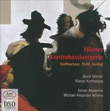 Wiener Kontrabasskonzerte Super Audio Hybrid CD (CD, May-2008, Ars Produktion)