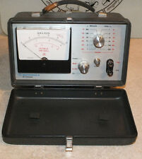 VINTAGE Motorola AC Voltmeter S-1053D radio test equipment
