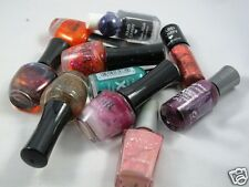 T2:Lot 10x Sally Hansen Wet n Wild Dahlia Nail Polish for Resell or Give-Aways