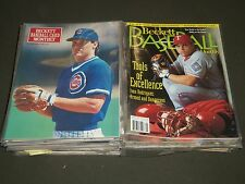 1990S-2000S BECKETT BASEBALL MONTHLY MAGAZINE LOT OF 31 - GREAT COVERS - O 2103