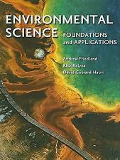 Environmental Science: Foundations and Applications by David Courard-Hauri,...
