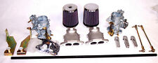 DUAL 34 ICT CARBURETOR KIT, By Weber, Dunebuggy & VW