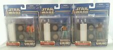 Star Wars A New Hope ANH Mos Eisley Cantina Alien Action Figure Lot Hasbro 2002