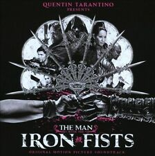 MAN WITH THE IRON FISTS Original Motion Picture Soundtrack CD NEW post hip hop
