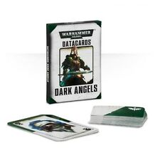 40K DATACARDS: DARK ANGELS - WARHAMMER 40,000 - GAMES WORKSHOP