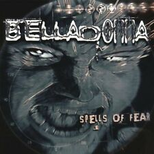 (Joey) Belladonna Spells of fear (1999) [CD]