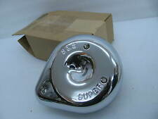 New S&S Super Chrome Air Cleaner Cover 17-0378 Harley-Davidson motorcycle