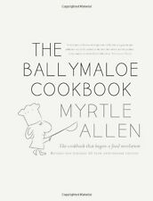 The Ballymaloe Cookbook by Myrtle Allen (Hardback, 2014) IRISH COOKERY BOOK