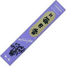 50-Stick Box Morning Star Lavender Incense!
