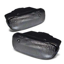 99-03 Jeep Grand Cherokee Clear Fog Lights Pair