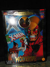 Marvel Famous Cover Series X-Men Children of the Atom Wolverine Figure ToyBiz