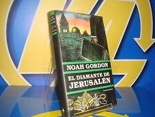Libro EL DIAMANTE DE JERUSALEN. NOAH GORDON