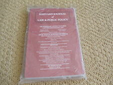 Harvard Journal of Law & Public Policy Summer  2013 Volume 36, Number 3  NEW
