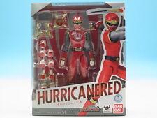 S.H.Figuarts Ninpuu Sentai Hurricaneger Hurricane Red Action Figure Bandai