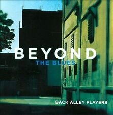 Beyond the Blues by Back Alley Players (CD)