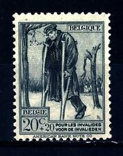 BELGIUM - BELGIO - 1923 - A favore della guerra: veterani disabili