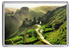 Tintagel Castle Cornwall England Fridge Magnet 01