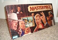 ✨ RARE 1996 MASTERPIECE CLASSIC ART AUCTION BOARD GAME COMPLETE LOOK