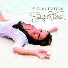 SANDRA - STAY IN TOUCH  CD  11 TRACKS INTERNATIONAL POP   NEW+