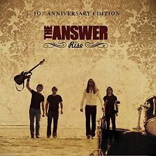 The Answer-rise - 10th Anniversary Edition 2 CD NEUF