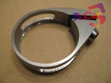 Titanium / Ti Seatpost Seat Clamp 38.5mm w/ Ti Bolt 23.3g
