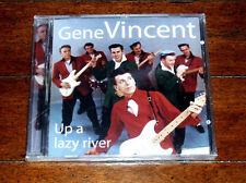 CD: Gene Vincent - Up A Lazy River / 50s Rockabilly / Be Bop A Lula Import [NEW]