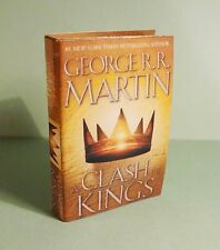 """George R.R. Martin """"A Clash of Kings"""" faux mini book for Tonner, other 16"""" dolls"""