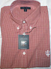 Univerisity of Indiana HOOSIERS DRESS SHIRT Brand New Sizes M, L, XL, 2xl