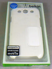 Belkin F8M402cwC03 SnapShield for Samsung Galaxy S III White / Whiteout