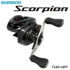 Shimano 16 Scorpion 71 XG LEFT Handle Baitcasting Reel New F/S with Tracking