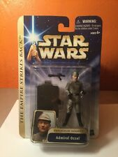 Star Wars Empire Strikes Back Admiral Ozzel Executor Assault Hasbro 2004