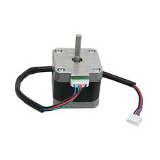 2 Phases 42 BYG Nema17 shaft-reversed 1.2A stepper motor for CNC Reprap Makerbot