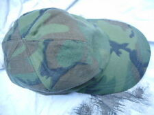 RARE ORIGINAL GENUINE ARVN lime green ERDL CAMO BASE BALL CAP VIETNAM WAR