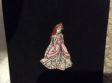Disney Pave Crystal holiday The Little Mermaid Jeweled Ariel pin LE 250