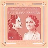 Various Artists To Music - Baillie and Ferrier (1941-194 CD ***NEW***
